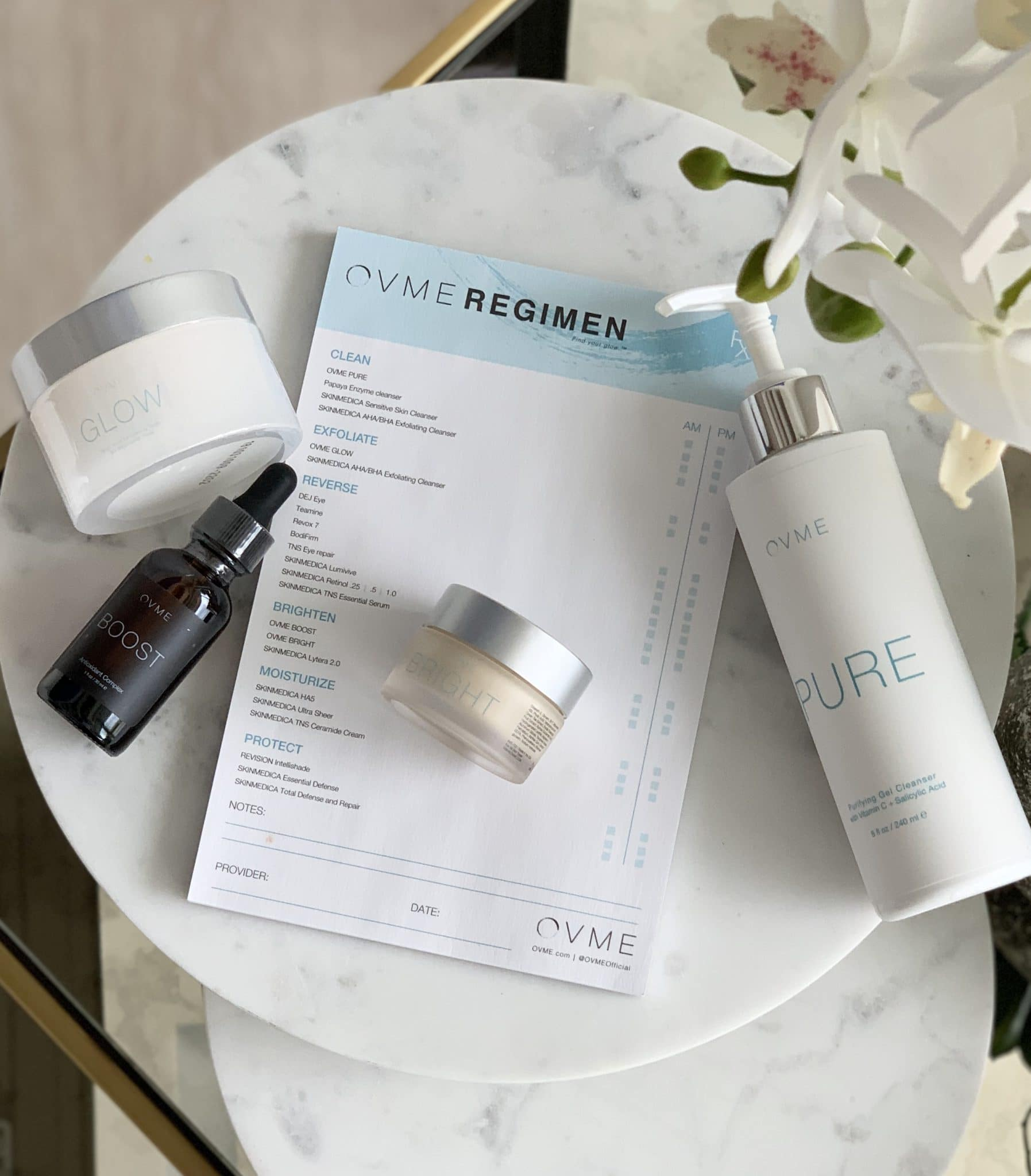 Building a Skincare Routine: Perfect Your Morning & Evening Routine